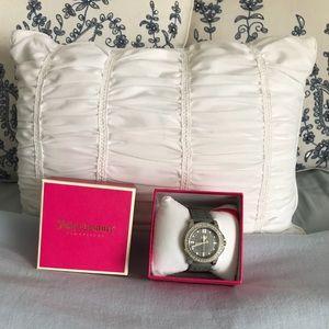 Grey juicy watch